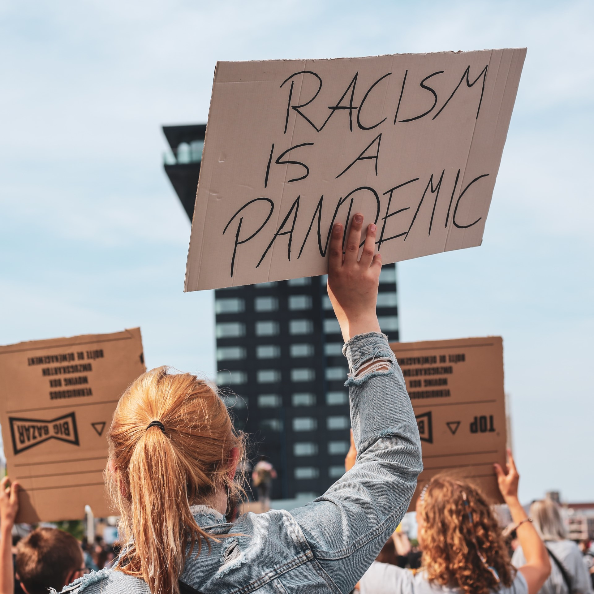 Black Lives Matter: you may be a vocal supporter and still hold racist views
