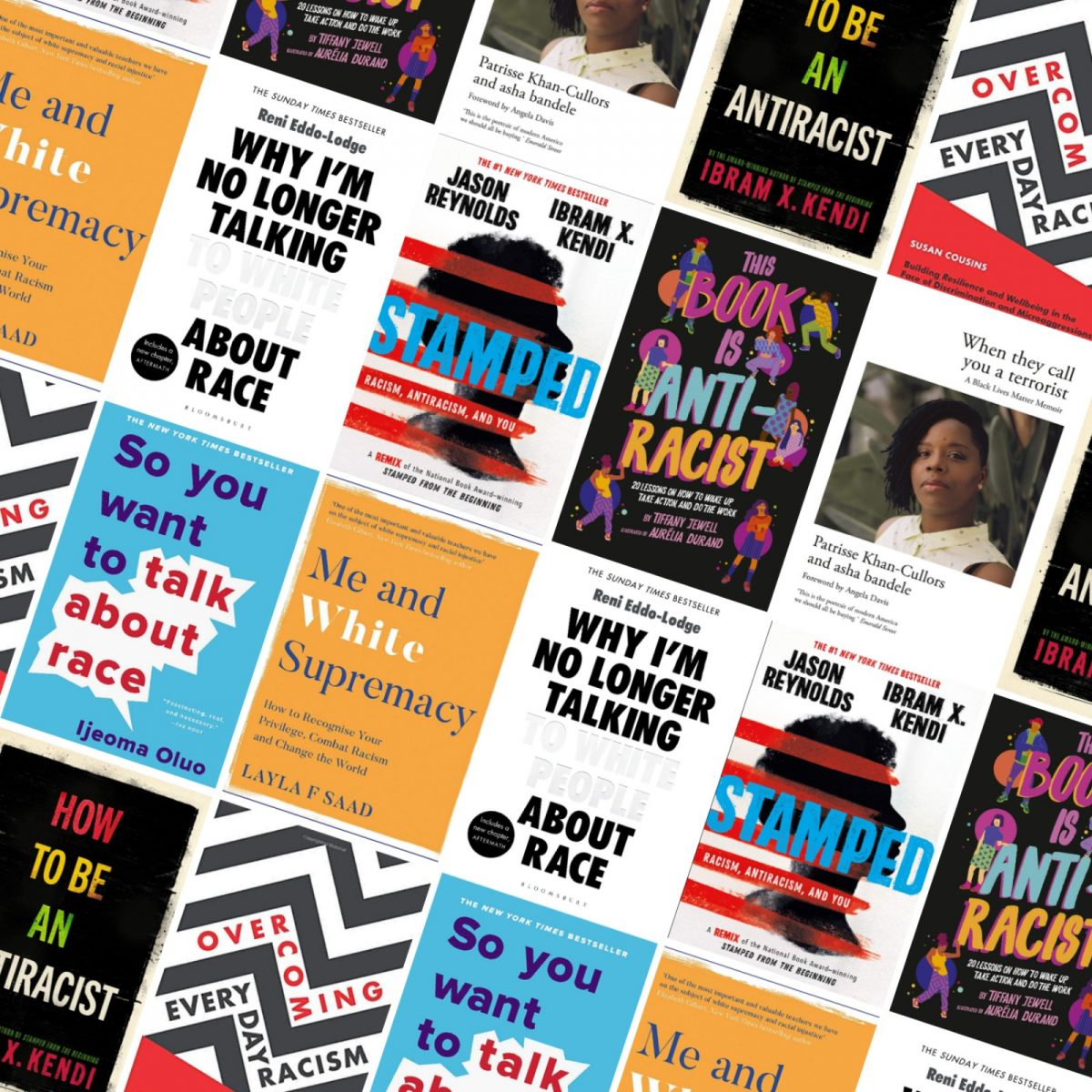 Do the work: an anti-racist reading list
